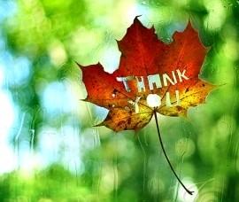 Zahvalnost Stvoritelju