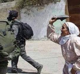Nena tjera vojnike IDF-a sa nanulom